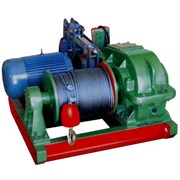 Лебедка электрическая модели KDJ-4.1 фото