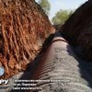 Ремонт сетей промышленной канализации фото
