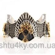 Кольцо-корона Арагорна Властелин колец фото