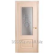 Межкомнатная дверь Марсель беленый дуб фото