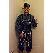 Баварский костюм, костюм Бавария.