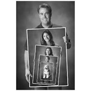 Изготовление фотоколлажей фото