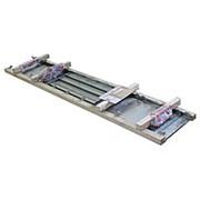 Комплект фундаментной рамы для монтажа легковых тормозных стендов СТН2А.00.20.100 фото