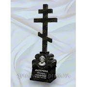 Кресты из гранита (Образцы №503) фото