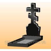 Кресты из гранита (Образцы №507) фото