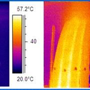 Тепловизионное обследование кабельной трассы фото