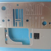 Игольная пластина для бытовых машин Janome 6260 фото