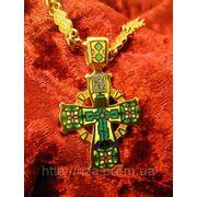 Большой эмалевый крест. фото