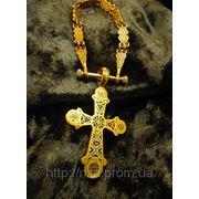 Эмалевый крест фото