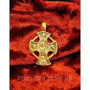 """Крест """"Деисус. Ангел-хранитель."""" фото"""