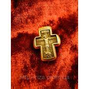 """Крест """"Распятие. Ангел Господень."""" фото"""