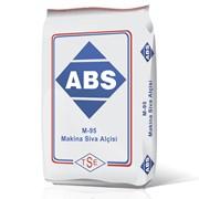 Штукатурка машинного нанесения ABS M-95 фото