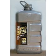 Agip Superdiesel Multigrade 15W-40 4L фото