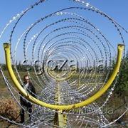 Кронштейн для крепления спиральных барьеров СББ 700 фото