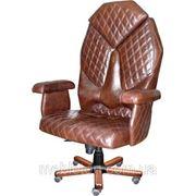 Кресло руководителя ортопедическое Diamond Kulik-system фото
