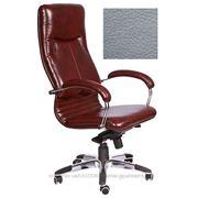 Кресло для руководителя AMF Ника HB хром Неаполь N-20 (032054) фото
