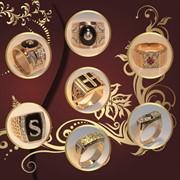 Перстни золотые, печатки, кольца мужские, кольца золотые женские фото