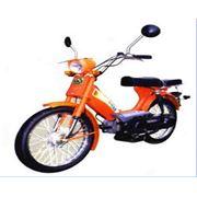 Модель мотоцикла LF 50Q. Двигатель: 2-х тактный с воздушным охлаждением. Купить мопед фото
