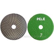 Диски алмазные гибкие PELE 100 мм. стандарт (черепашки) № 7 фото