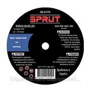 Круги шлифовальные SPRUT (в ассортименте) фото