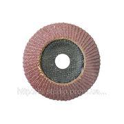 Круг лепестковый торцевый 125 мм, № 60, Spitce (17-681) фото