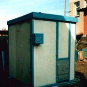 Теплоагрегат для сушки пиломатериалов АМ-168.08 фото