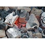 Уголь древесный грабовый фото