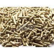 Топливные гранулы пеллеты pellets фото