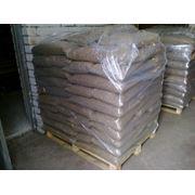 Предприятие производит пеллеты из хвойных пород возможен экспорт. Продукция лучшего качества. фото