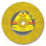 Круг отрезной по металлу A 24 Extra KLINGSPOR KRONENFLEX (230мм*3,0мм) ХИТ ПРОДАЖ!!! фото