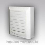 Вентилятор EURO 5A осевой вытяжной с автоматическими жалюзи D 120 фото