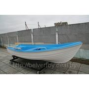 """Лодка АлТан - 380 """"Аришка"""""""