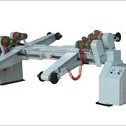 Устройство для раскатывания бобин, Electromotion mill roll stand, элемент линии по производству гофрированного картона, гофрокартона, гофротары фото