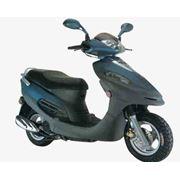 Модель мотоцикла LF 125ST. Двигатель: 4-х тактный с принудительным охлаждением. Купить мотоцикл фото