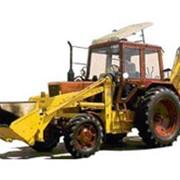 Выполняем землеройные работы экскаваторами емкостью ковша от 0.25 до 0.65 м3, цена от 90грн/час до 1500 грн/день. фото