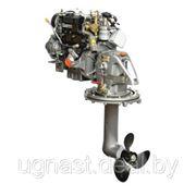 Лодочный дизельный мотор LDW 502 SD (sail drive) фото