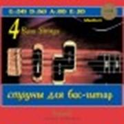 Струны для 4-стр. бас-гитары Medium фото