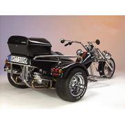 Изготовление трайков на заказ обслуживание мотоцикловремонт  Мотоциклы эксклюзивные фото