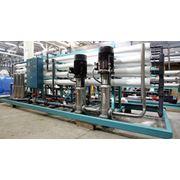 Установка обслуживание систем водоподготовки услуги водоподготовки. фото