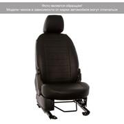 Чехлы Peugeot Partner Tepee Family 09 3 отдельных кресла черный аригон Автопилот