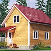 Дом из бруса «Гольцово» фото