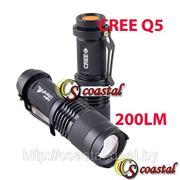 Тактический фонарь Cree XR-E LED (Q5) фото