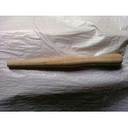 Деревянная ручка для солдатских лопат фото