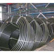 трубы газовые полиэтиленовые ПЕ-80 SDR-11SDR-17.6 фото