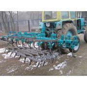 """Культиватор навесной для сплошной обработки почвы КНС-4 """"Прометей"""" фото"""