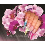 Курс «Наращивание + аквариумный дизайн ногтей» (акрилом И гелем) фото