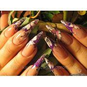Курсы наращивания ногтей гелем и акрилом