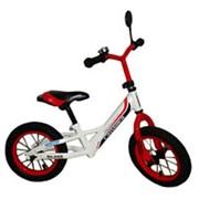 Беговел Azimut CROSSER Balance Kids 14″ (Красный) фото