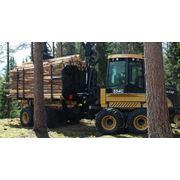 Форвардер Log Max для выборочной рубки фото