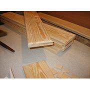 Заготовки для мебельного щита. фото